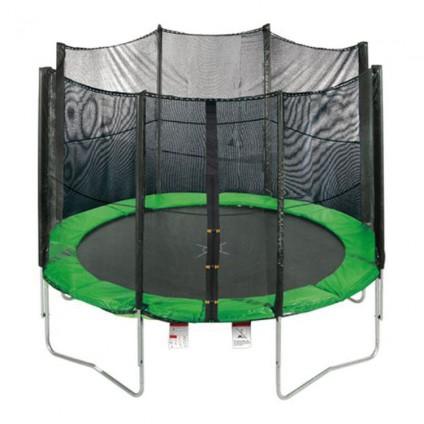[Royalbeach] Trampolin mit Sicherheitsnetz 305 cm Durchmesser