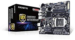 [Amazon] GIGABYTE Mainboard H110TN-M LGA1151 2x DDR4 max 32GB PCIe x4 Gen3 1x VGA+IC 1x HDMI 1x DP 1x LVDS 1x GbE 2x Sata3.0 tm-ITX embedded (Preisfehler - Stornogefahr)