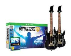 Guitar Hero Live + 2 Gitarren (ONE/PS4)