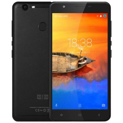 "[Gearbest] Elephone C1X - 5,5"" HD, 16GB Rom, 2GB RAM, MTK6737, 8MP Cam, Fingerabdruck, Android 6.0, (inkl. Band 20)"