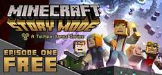 Minecraft: Story Mode - A Telltale Games Series 60 % Rabatt