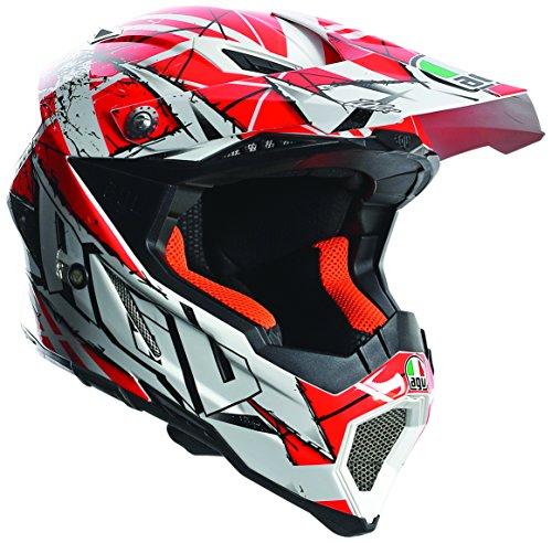 AGV AX8 Evo Motorrad Helm Größe L  @amazon.de