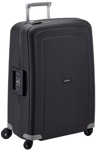 Samsonite S'Cure Spinner 69/25 Koffer, 69cm, 79 L, Black [Amazon]