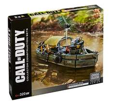 [AMAZON Prime] Mattel Mega Bloks DPB56 Call Of Duty - Riverboat Raid, Bau und Konstruktionsspielzeug