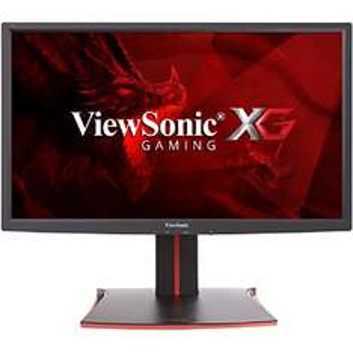Viewsonic XG2401 24 Zoll Gaming Monitor (Full-HD, 1 ms, 144 Hz, Free Sync, geringer Input Lag, Höhenverstellbar) für 262,45€ [Amazon.fr]