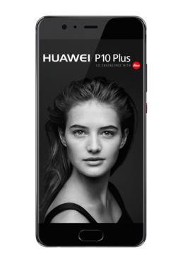 Huawei P10 Plus Schwarz bei Handflash ohne Vertrag 30€ günstiger // bei Conrad mit Kundenkarte für 674,10€