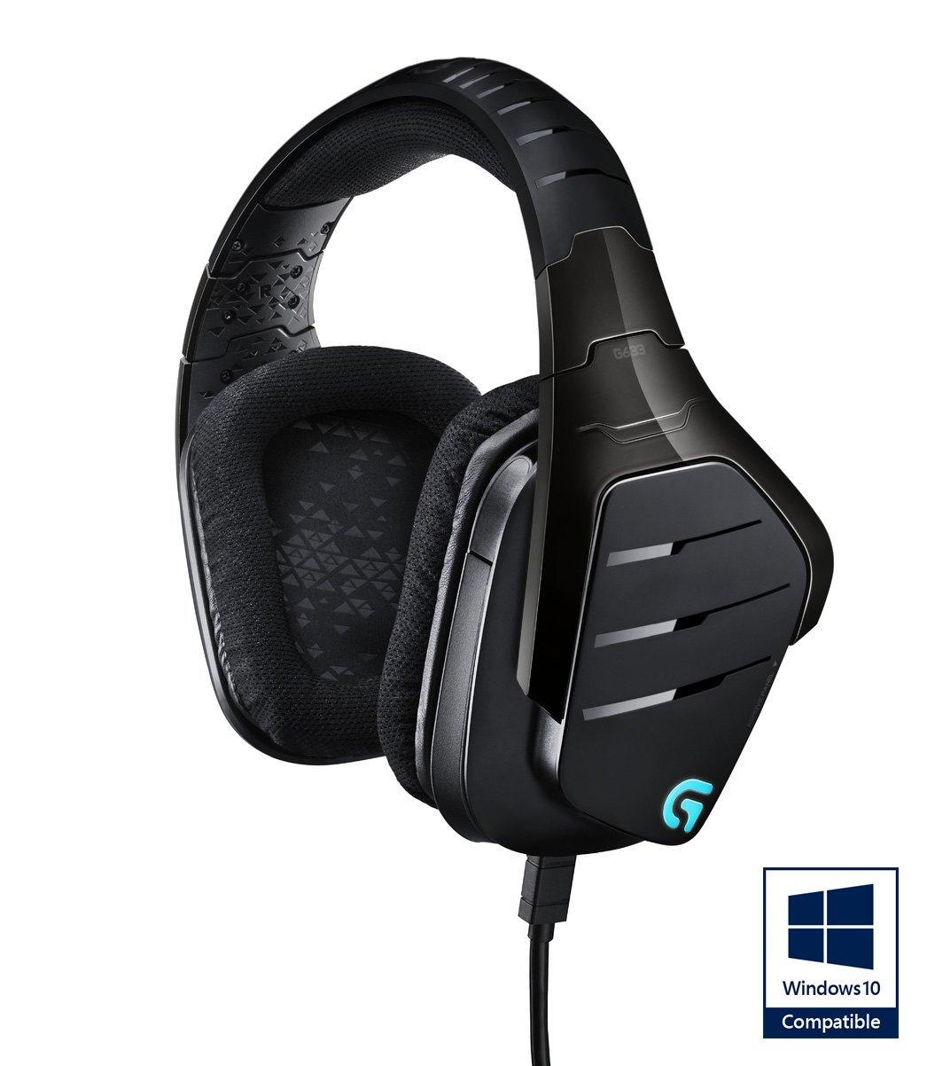 Logitech G633 Artemis Spectrum 7.1 Headset für 81,19€ (Amazon.co.uk)