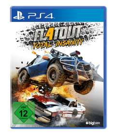 [Netgames] Flatout Total Insanity - PS4