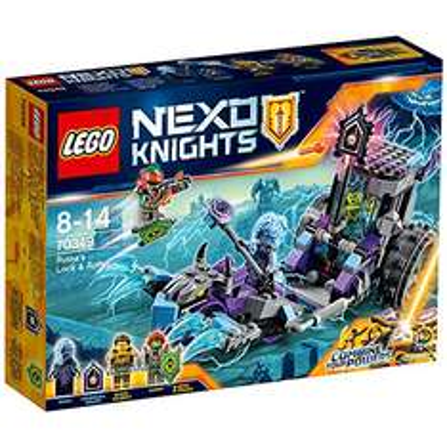 [Amazon Prime] LEGO Nexo Knights 70349 - Ruinas Käfig-Roller