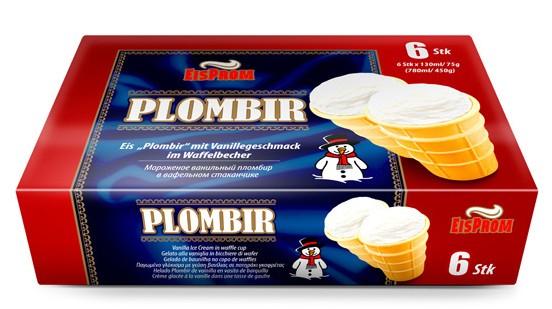[Mix Markt] Plombir Eis Mit Vanillegeschmack Nur Am 21.03.17 [Eventuell Lokal Darmstadt]
