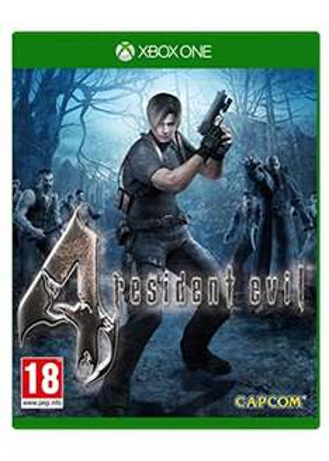 Resident Evil 4 HD Remake (Xbox One) für 17,58€ inkl. VSK (Base.com)