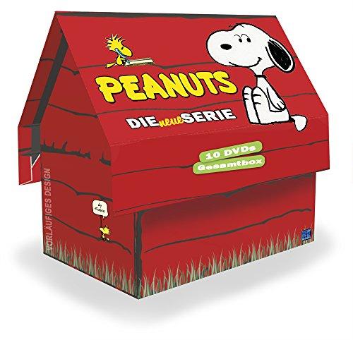 Preisfehler: Peanuts - Die neue Serie - (Vol. 01 - Vol. 10) [Hündehütte] [Limited Edition] (10 Disc Set) für 17,99€ (Amazon Prime)