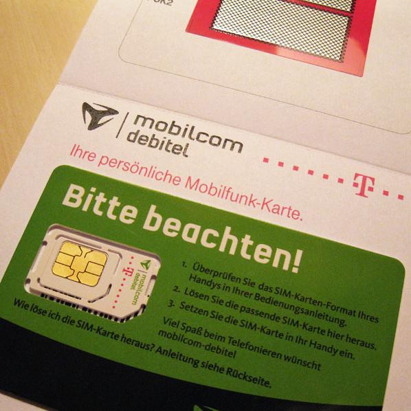 mobilcom-debitel Telekom Comfort Allnet (1,5GB 3G Allnet) für eff. 8,99 € + kostenlos Freenet TV DVB-T2 HD für 24 Monate