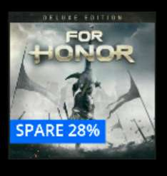 "(PSN) For Honor Digital Deluxe Edition für 49,99€ (via press-start ""Trick"" nur 42€) statt 70€"