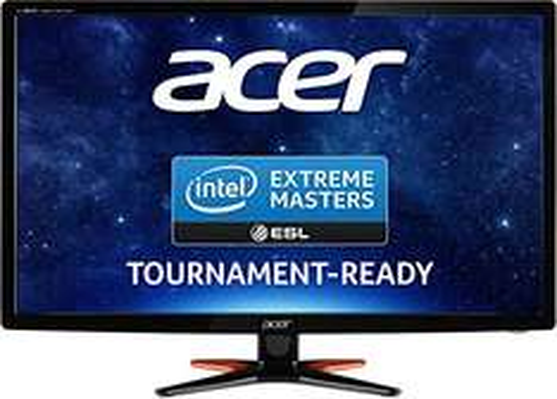 "Acer Predator GN246HL: 24"" Full HD Gaming Monitor mit 1ms, 144Hz, 3D-fähig, VESA, VGA, DVI, HDMI für 199€ (Amazon)"