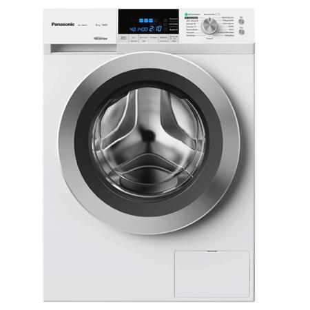 Panasonic NA-148XRW Waschmaschine, 8 kg, A+++, weiß