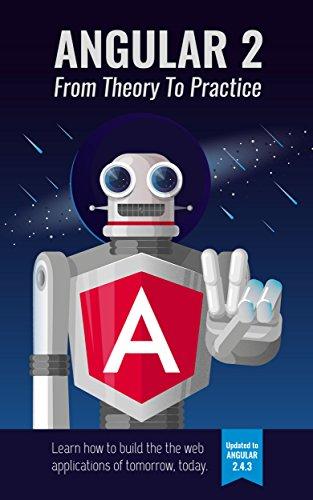 Angular 2 ebook 700 Seiten (Englisch, JavaScript, Kindle)