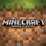 Minecraft Windows 10 Edition im Windows-Store