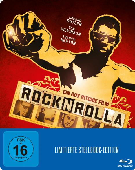 [Saturn, Blu-Ray] Rocknrolla (versandkostenfrei)