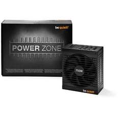 MINDFACTORY ANGEBOTE: 750 Watt be quiet! Power Zone Modular 80+ Bronze