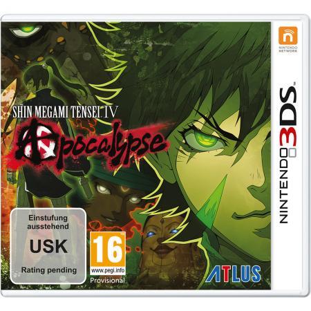 Shin Megami Tensei 4 Apocalypse Nintendo 3DS !!!Bestpreis!!!