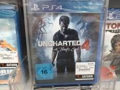 [LOKAL, Saturn Dessau Center] Uncharted 4 für 14,97€