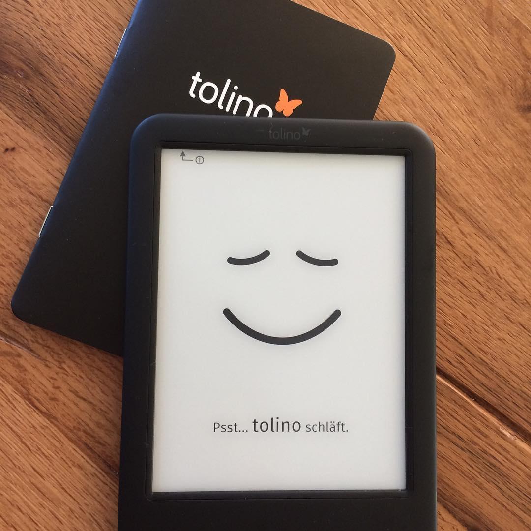 tolino shine 2 HD eBook-Reader [Weltbild]