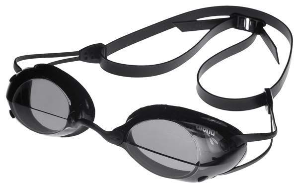 [SwimmInn] arena Schwimmbrille X-vision (One-Size) - Wettkampf- und Trainingsbrille mit Split-Lens Technologie