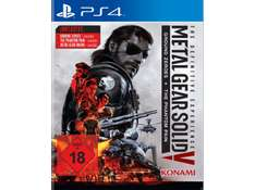Metal Gear Solid V: The Definitive Experience (PS4 / XBO) für je 13,99€ versandkostenfrei [Saturn]