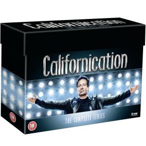 [zavvi] Californication DVD-Komplettbox (OT)