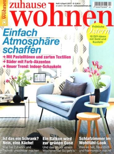 Leserservice.de: Zeitschrift ZUHAUSE WOHNEN für effektiv 6,60€ durch 40€ Amazon.de / Bestchoice Gutschein bei 46,60€ Abokosten