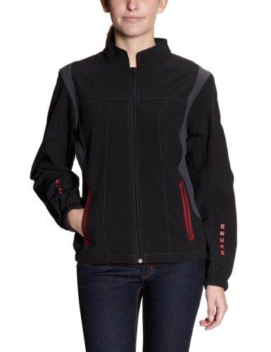 Racer Softshell Jacke aus UK, nur in Größe L