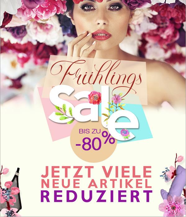 Frühlings Sale im Online-Shop von Zugeschnürt  bis zu -80% reduziert