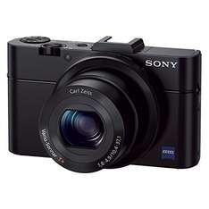 Sony RX100 II Digitalkamera [20 MP, 3,6x Zoom, NFC, WiFi] für 396,02€ inkl. Versand @ Amazon.it
