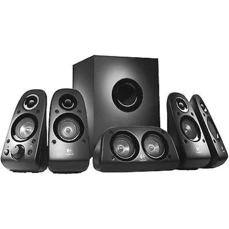 [Amazon|MM|Ebay] Logitech Z506 5.1 Lautsprechersystem schwarz
