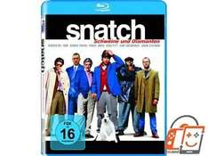 Snatch - Schweine und Diamanten [Blu-Ray] sehr-gut für 4,98 inkl.