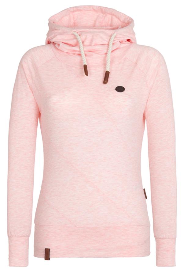 Naketano Damen Sweatshirt in Rosa (Gr. XS, S) für 27,99€ (+2,90 VSK) statt 50€ @Naketano