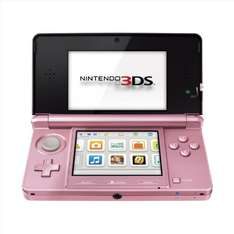 "Nintendo™ - Spielkonsole ""3DS"" (Korallenrosa) für €106,50 [@Amazon.co.uk]"