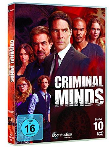 Criminal Minds Staffel 10 (5 DVDs)