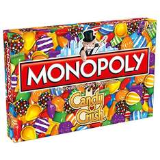 Candy Crush Saga Monopoly für 11,44€ mit [Amazon Prime]