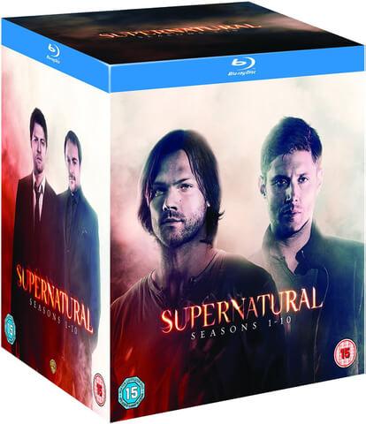 Supernatural - Staffel 1-10 (Blu-ray) (OT) für 53€ bei Zavvi