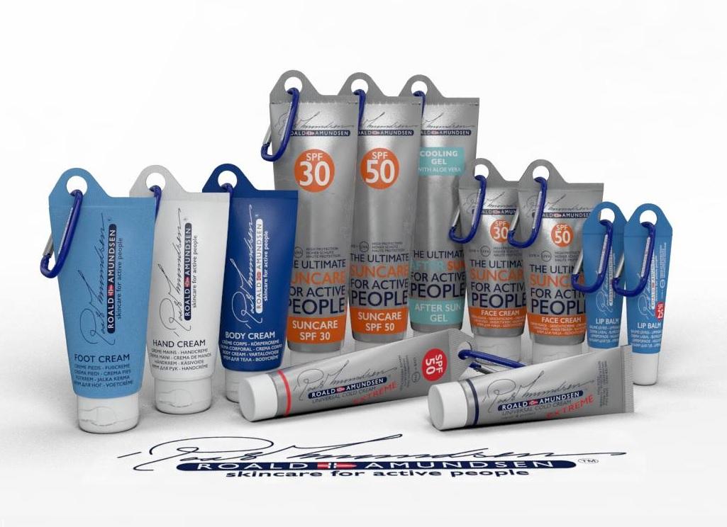 Kennenlern-Angebot ROALD AMUNDSEN Skincare: Coldcreme, Sonnencreme, Lippenbalsam