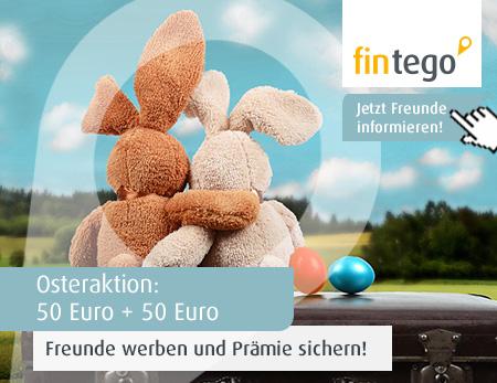 fintego KWK 50+50 EUR Aktion