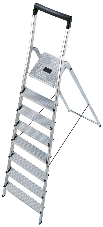 Verschiedene Hailo-Haushaltsleitern z. B. L40 Stehleiter mit 8 Stufen für 71,89€ [brands4friends]