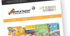 [WORLD OF SWEETS] 21.03. Gratis Milka Schmunzelhasen (1,69€) bei jeder Bestellung