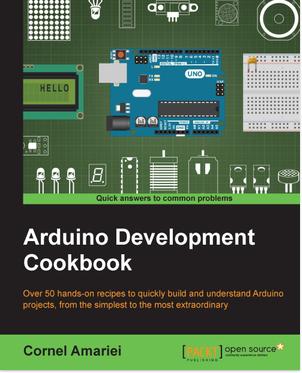 Arduino dev cookbook [Packt Verlag] - Hardware ab 3 € (eBook Kindle)