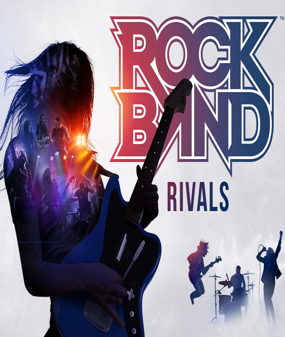 Rock Band Rivals Guitar Bundle (Amazon.com)