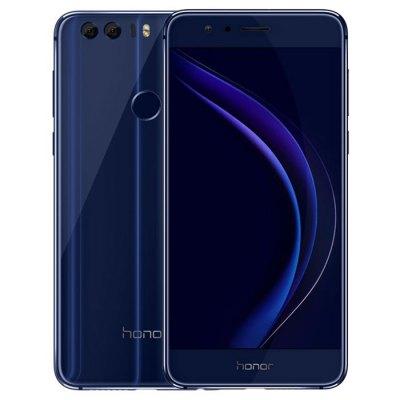 [gearbest] Honor 8 Smartphone (5,2 Zoll FullHD-Display, 64GB Speicher, 4GB RAM, Hisilicon Kirin 950, LTE Band 20, 12 MP, 3D-Fingerabdrucksensor, Vollmetallgehäuse, Dual-SIM, MicroSD, QuickCharge, Android 7.0) - Version FRD-L19 für EU-Markt