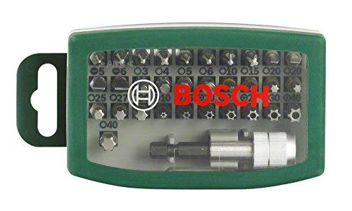 Bosch SAMMELDEAL - 15% Rabatt bei Amazon /// DIY 32tlg. Schrauberbit-Set mit Farbcodierung [PVG Idealo 10,50 € 19% günstiger] /// Bosch Pro 7tlg. Mehrzweckbohrer-Set CYL-9 15,89€ [PVG 19,90€]  /// Bosch Stichsäge PST 900 PEL - 71,10€ +mehr