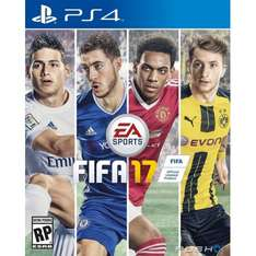 FIFA 17 PS4 Digital Download und Box Edition -57 %